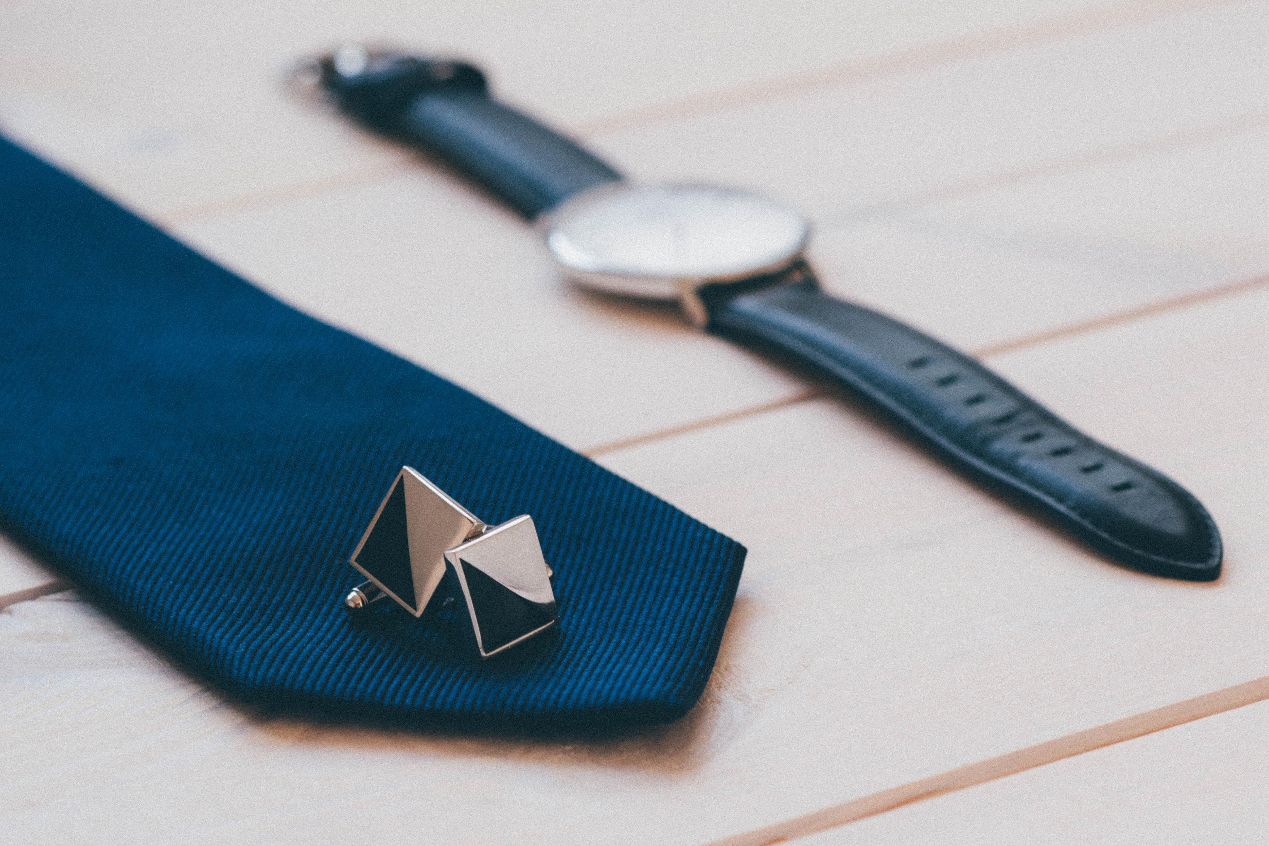 cufflinks fashion necktie 8444
